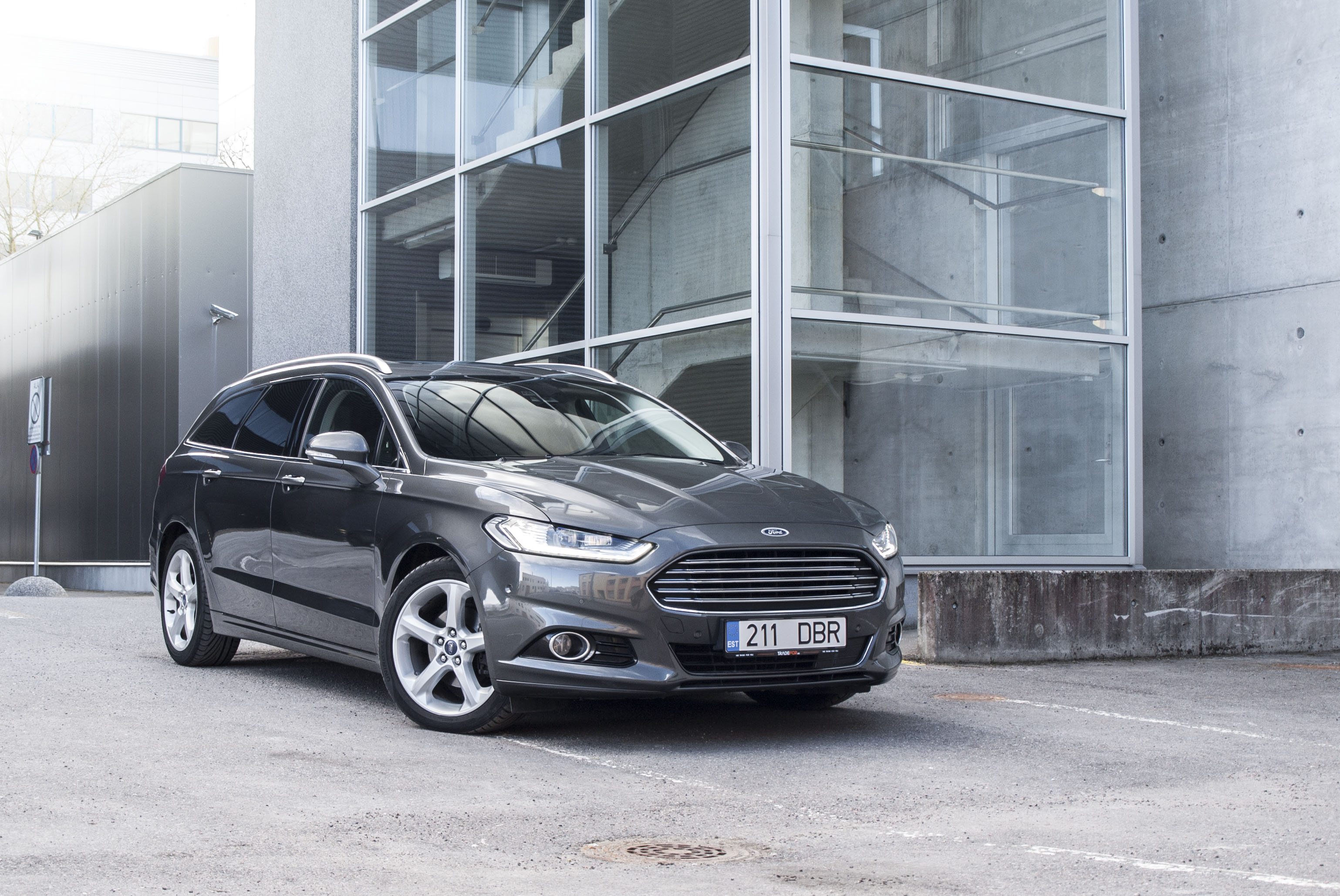 Ford Mondeo 4×4