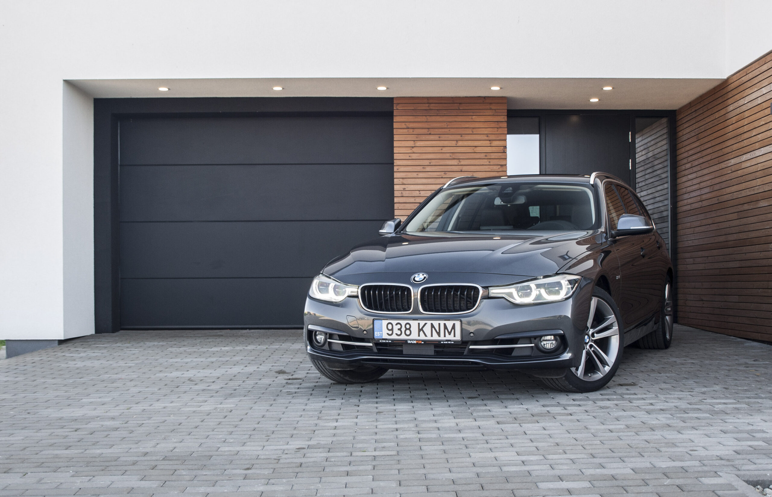 BMW 330D Sport Line