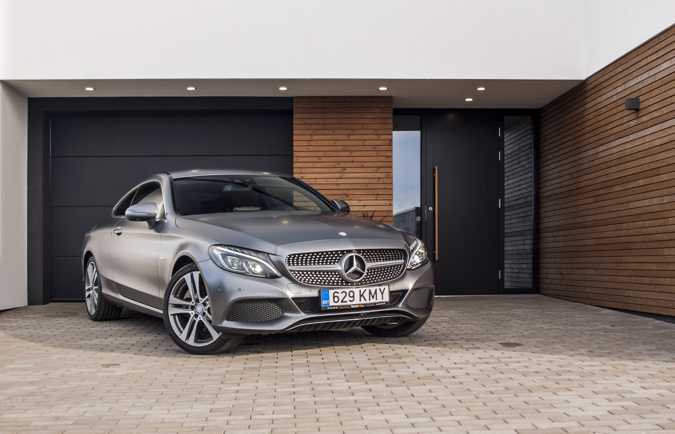 Mercedes-Benz C250 Coupe